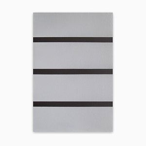 Untitled 1 (Grey/Brown) 2016 (Abstract painting) 2016