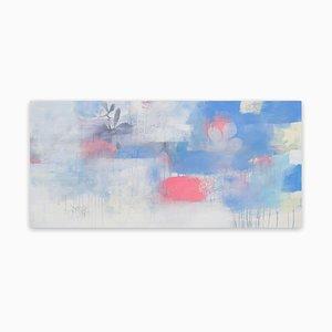 Ohne Titel 65341 (Abstraktes Gemälde) 2020