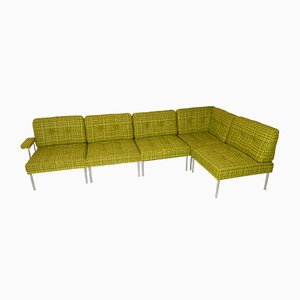 Vintage Danish Modular Revolte Sofa by Poul Cadovius for Cado, 1974