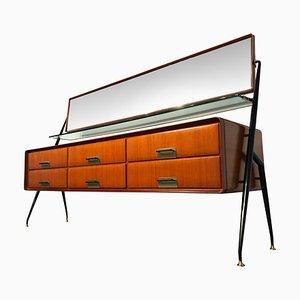 Modernes italienisches Mid-Century Sideboard von Silvio Cavatorta, 1950er