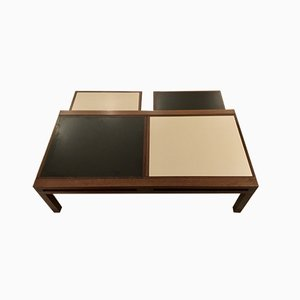 Hexa Coffee Table by Bernard Vuarnesson for Bellato, 1980s