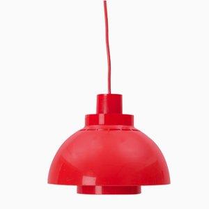 Ceiling Lamp by K.Kewo for Nordisk Solar, 1960s