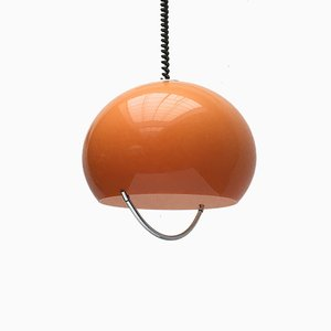 Space Age Jolly Italian Pendant by Luigi Massoni for Harvey Guzzini