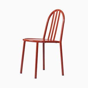 Metal Side Chair by Robert Mallet-Stevens for Ecart, 1980s