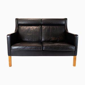 Kuppe 2-Sitzer Sofa Modell 2192 von Børge Mogensen, 1970er