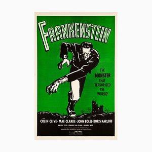 Poster di Frankenstein, anni '60