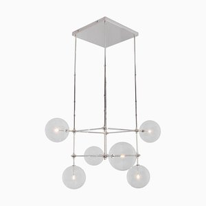 Sculptural Pendant Chandelier by Schwung