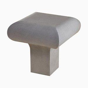 Keramik Tisch mit einzelner Tischbeine von Rino Claessens