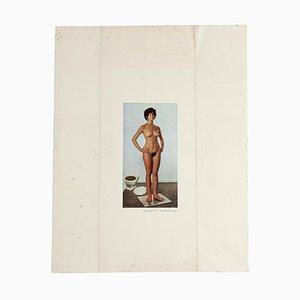 Sergio Barletta, Collage, 1975