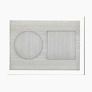 Sol LeWitt, Sechs Geometrische Figuren, 1980er, Katalog