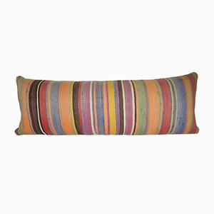 Turkish Bohemian Wool Kilim Cushion Cover