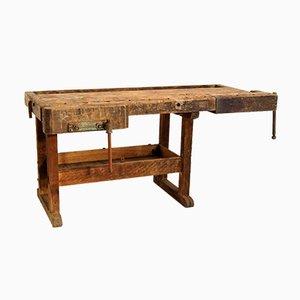 Workbench in Solid Oak, 1930s