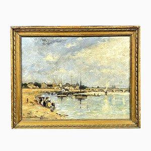 Michel Georges-Michel, Pont Aven School, 1920s, Oil on Canvas