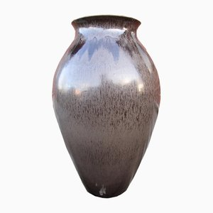 Large German Ceramic Vase from Steuler, 1960s