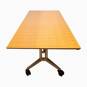 Confair 440 Folding Dining Table by Andreas Störiko for Wilkhahn