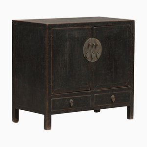 Antique 2-Door Storage Cabinet