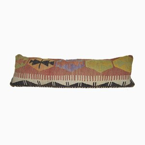 Bohemian Wool Kilim Cushion Cover