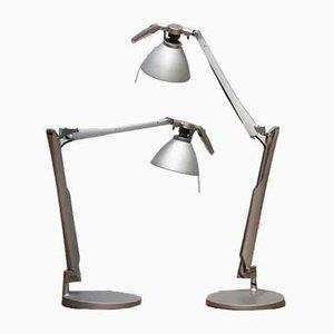 Fortebraccio Table Lamp by Paolo Rizzatto & Alberto Meda for Luceplan, 2002
