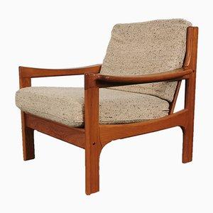 Dänischer Teak Sessel von IHMA, 1960er