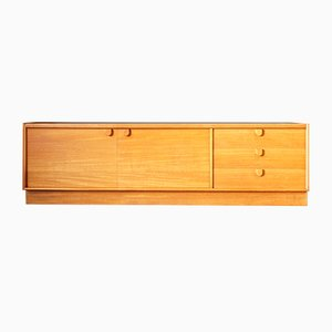 Mid-Century Pale Teak Sideboard from Turnidge of London, 1970s