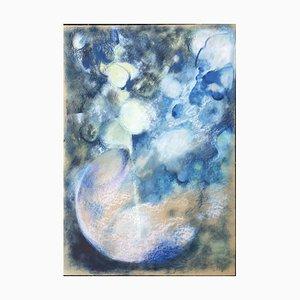 Burbujas de nubes azules, 1977