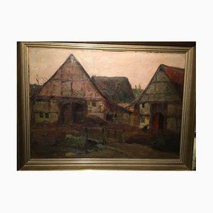 Hans Kassel Fehrenberg, 1868-1902, Granjas de becas