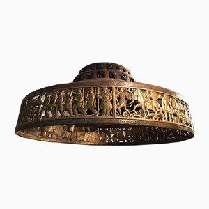 Brass Ceiling Decoration