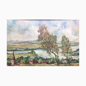 Heimbich, 1945, German Landscape