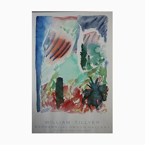 Kunstdruck von William Tillyer, NY 2, Bernard Jacobson Gallery