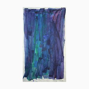Max Reneman, Abstract, 1997, Gouache