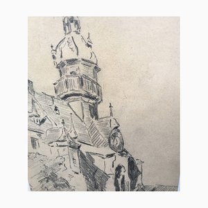 Marburger Castle, 1907