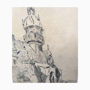 Marburger Schloss, 1907