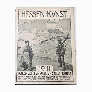 Hessen-Kunst, 1911
