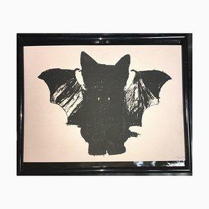 Vampir Katze, Serigrafie