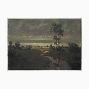 Ernest William Christmas, Dachau Landscape
