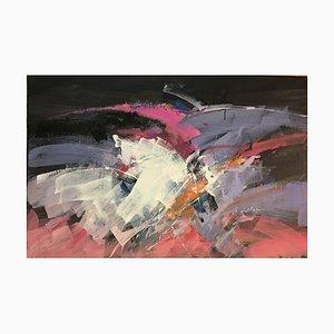 La Bella, Oil on Canvas