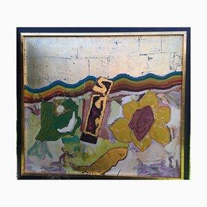 Peter Zinke, Oil or Acrylic on Canvas