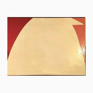 Walter Schelfhout, Belare Composition, Oil on Hardboard