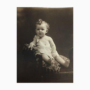 Guillaume Rentmeesters uit Leuven, Portrait of Child, Photograph