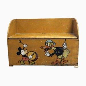 Banc d'Enfant Walt Disney, 1920