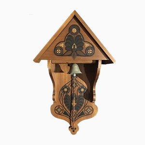 Art Nouveau Bell Clock
