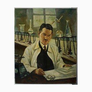 Mack Mackh, Chemiker Bayer Leverkusen, Dr. Robert Ley III. Reich, 1923