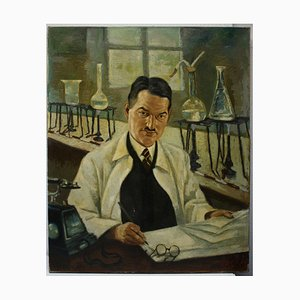 Mack Mackh, químico Bayer Leverkusen, Dr. Robert Ley Tercer Reich, 1923