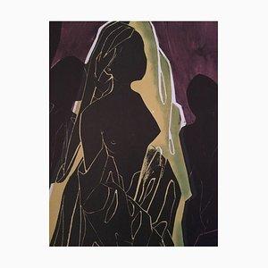 Conrad Westpfahl, 1881-1976, Nausicaa Daughter, Lithographie