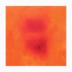 Kadow Jürgen, Composition Orange, 2004, Oil on Canvas