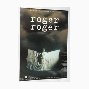 Roger Theatre Fascati Poster