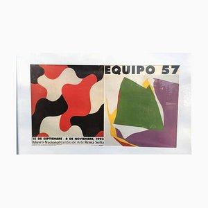Affiche du Centre national d'art Reina Sofía