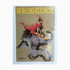 Hans Bayens, Carré Royal Theate 1993 Plakat