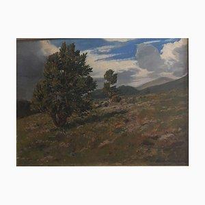 Schmidt-Nielsen, Landscape, 1925