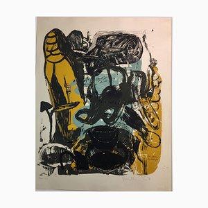 Michael Kunert, The Garden Your Eyes, 1992, Lithograph